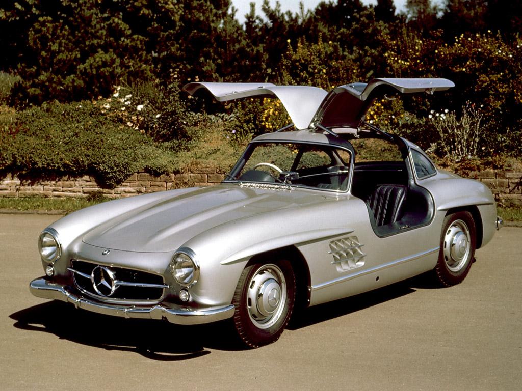 1956 Mercedes Benz 300Sl Pic 13855