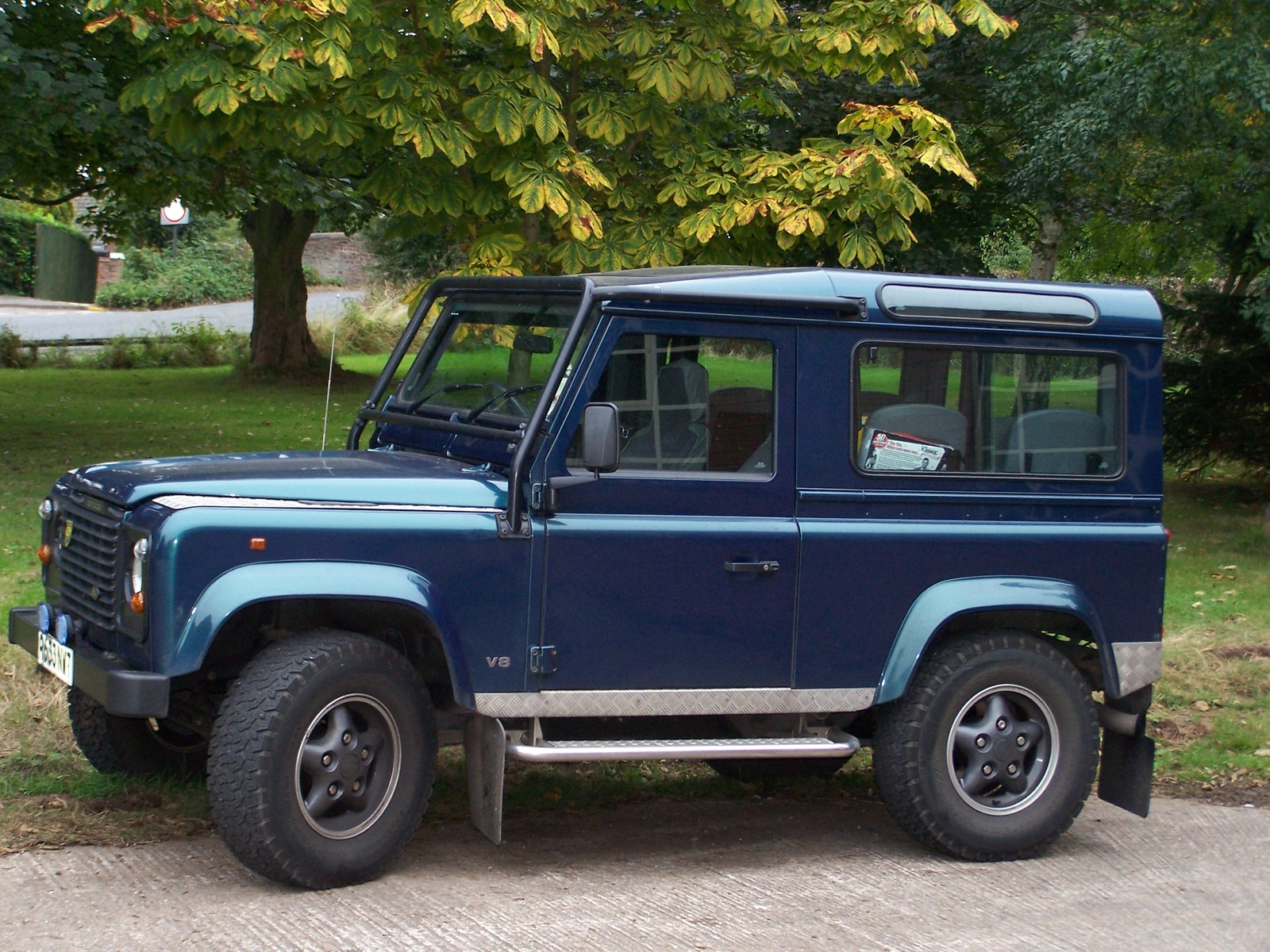 Who Owns Land Rover >> 1998 Land Rover Defender - Pictures - CarGurus