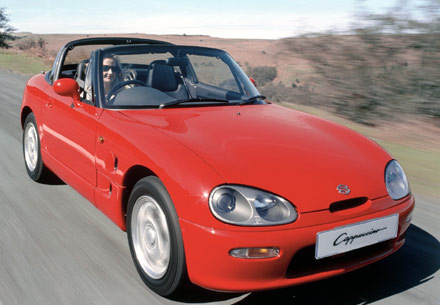 Picture of 1993 Suzuki Cappuccino, exterior, gallery_worthy
