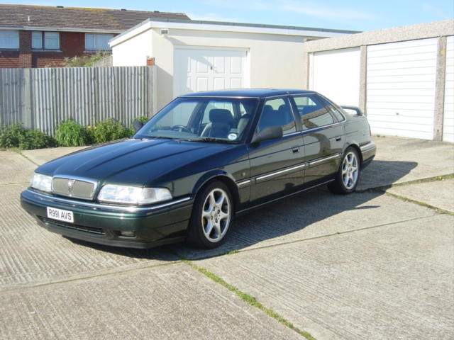 Picture of 1998 Rover 800, exterior