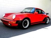 1986 Porsche 911, 1985 Porsche 930 picture, exterior