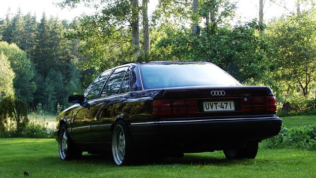 1990 Audi 200 Pictures Cargurus