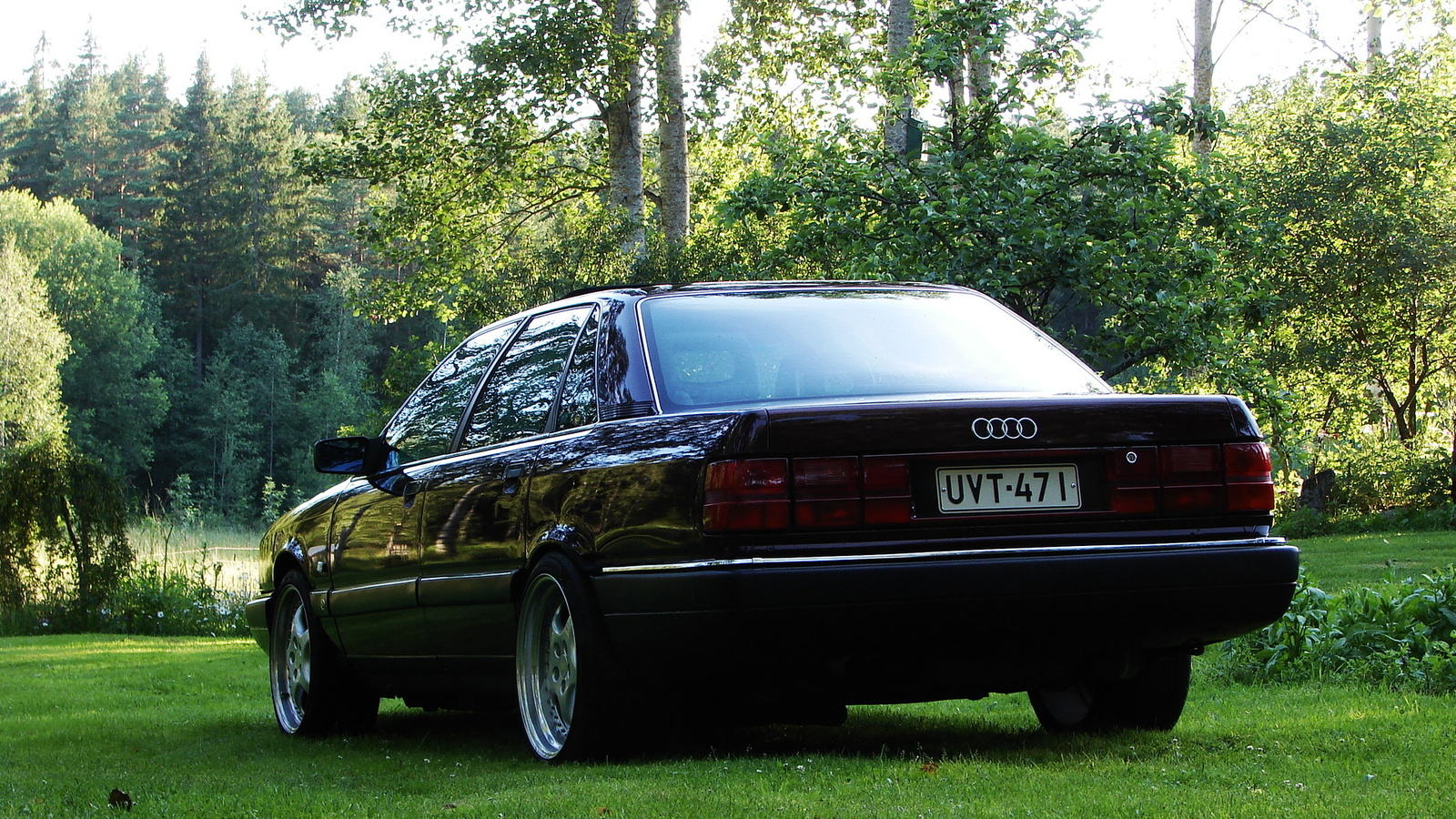 1990 Audi 200 Turbo Quattro