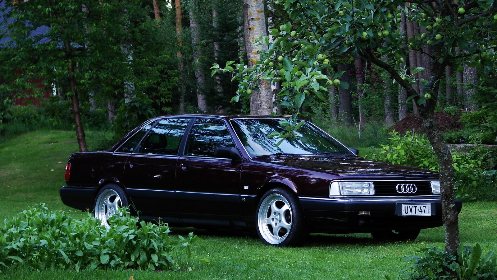 1990 Audi 200 Quattro Turbo 1990 Audi 200 4 Dr Quattro