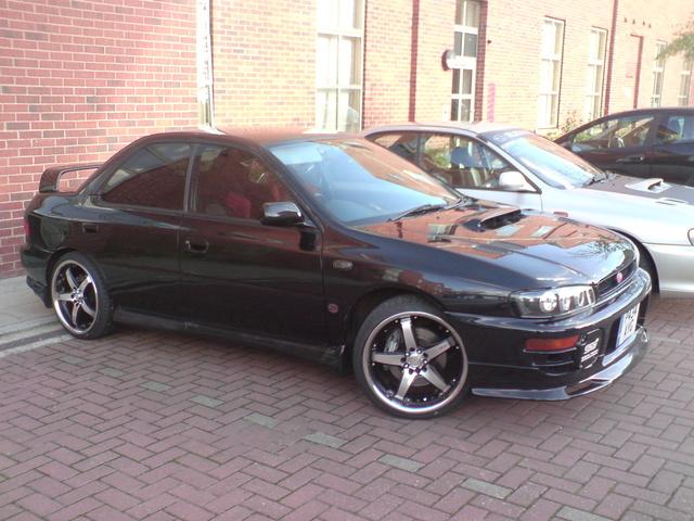 Picture of 1997 Subaru Impreza 4 Dr L AWD Sedan, exterior