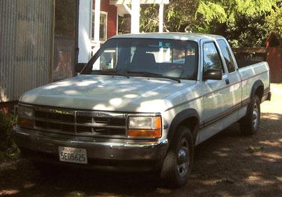 Picture of 1991 Dodge Dakota 2 Dr Sport Extended Cab SB
