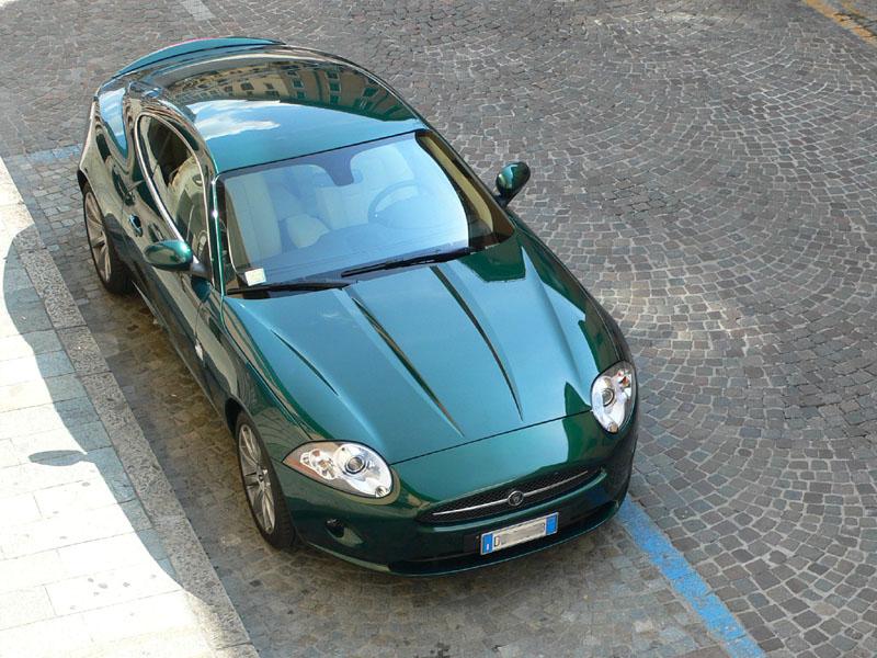 2006 Jaguar XK-Series XK8 picture, exterior
