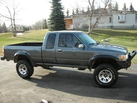 1991 Toyota Pickup 2 Dr Deluxe 4WD Extended Cab SB picture, exterior