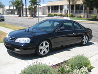 2001 Acura CL Overview