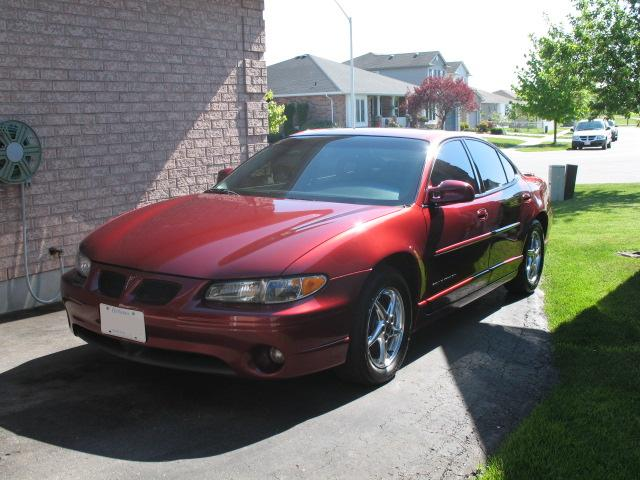 2003 pontiac grand prix exterior pictures cargurus. Black Bedroom Furniture Sets. Home Design Ideas
