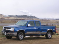 Picture of 2004 Chevrolet Silverado 1500 LS Ext Cab Short Bed 4WD, exterior