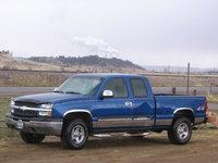 Picture of 2004 Chevrolet Silverado 1500 LS Ext Cab Short Bed 4WD, exterior