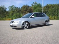 1999 Audi S3 Overview