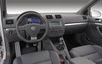 2009 Volkswagen GTI, Front Interior Dash View, interior, manufacturer