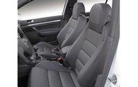 2009 Volkswagen GTI, Front Interior View, interior, manufacturer