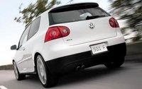 2009 Volkswagen GTI, Left Rear Quarter View, exterior, manufacturer
