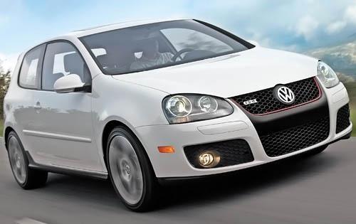 2006 Volkswagen GTI, Front Right Quarter, exterior, manufacturer