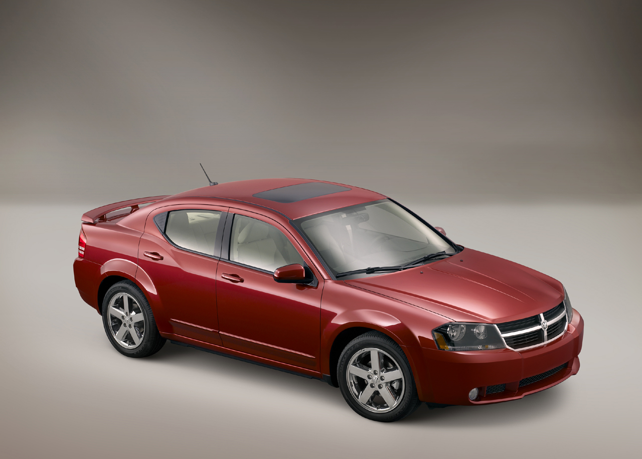 2008 Dodge Avenger R/T AWD - Pictures - Picture of 2008 Dodge Avenger ...