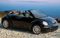 2005 Volkswagen Beetle, Convertible Front Right View, exterior, manufacturer