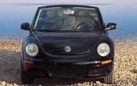 2009 Volkswagen Beetle, Convertible Front View, exterior, manufacturer