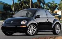 2009 Volkswagen Beetle, Front Left Quarter View, exterior, manufacturer