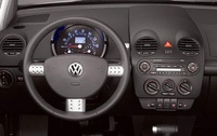 2009 Volkswagen Beetle, Interior Dash View, manufacturer, interior