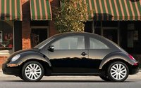2009 Volkswagen Beetle, Left Side View, exterior, manufacturer