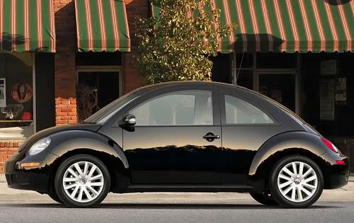 2009 Volkswagen Beetle, Left Side View, manufacturer, exterior