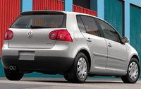 2006 Volkswagen Golf, Back Right Quarter View, exterior, manufacturer