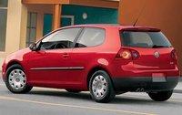 2005 Volkswagen Golf, Back Left Quarter View, exterior, manufacturer