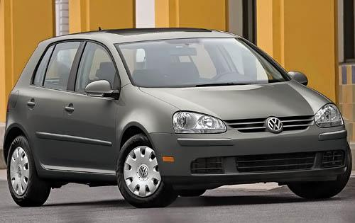 2009 Volkswagen Rabbit, Front Right Quarter View, exterior, manufacturer
