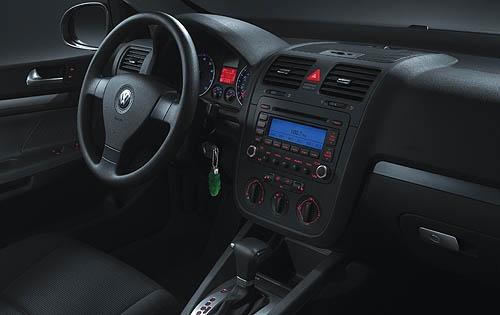 2009 Volkswagen Rabbit, Interior View, interior, manufacturer