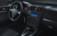 2009 Volkswagen Rabbit, Interior View, interior, manufacturer