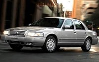 2009 Mercury Grand Marquis Overview