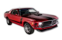Picture of 1970 Ford Mustang Boss 302 Fastback RWD, exterior, gallery_worthy