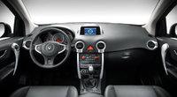 2009 Renault Koleos, Interior Front Dash View, exterior, manufacturer