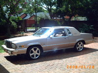Picture of 1981 Ford Thunderbird, exterior