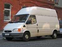 1996 Ford Transit Cargo Overview