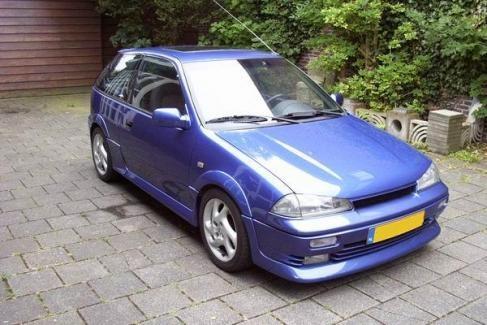 Picture of 1989 Suzuki Swift, exterior, gallery_worthy