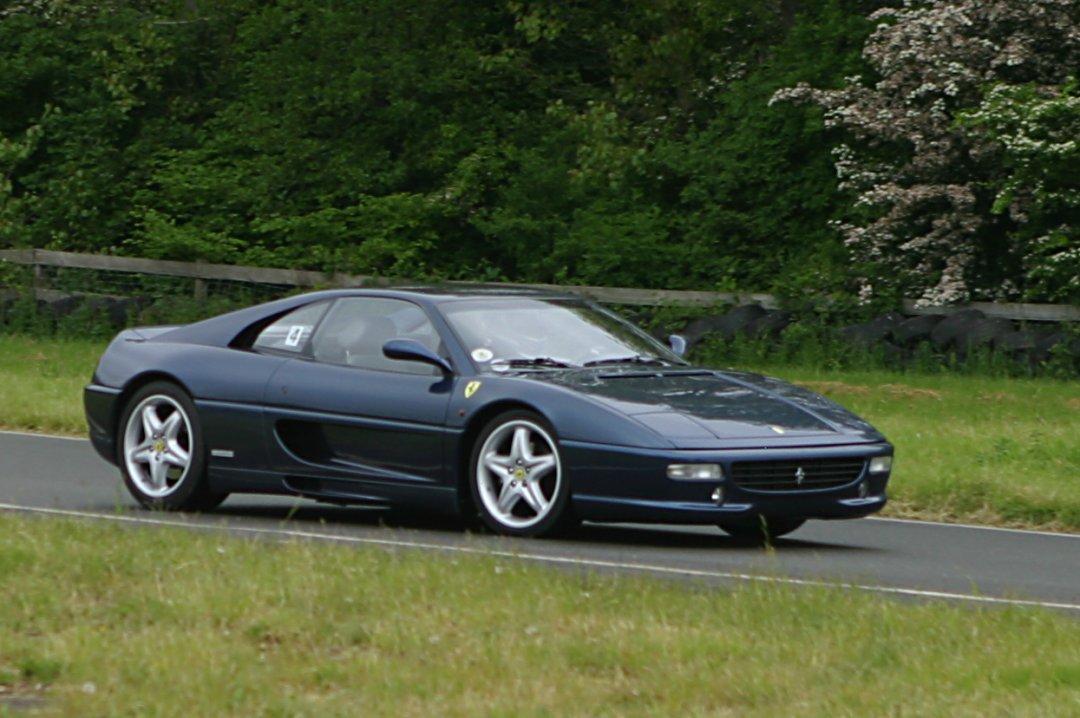 1996 Ferrari F355 Pictures Cargurus