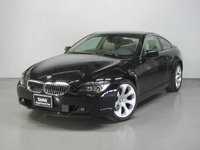2004 BMW 6 Series Picture Gallery