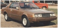 Picture of 1982 Dodge Challenger, exterior