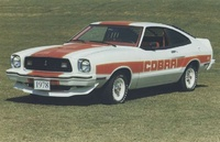 1978 Ford Mustang Overview