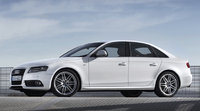 2009 Audi S4, Left Side View, exterior, manufacturer