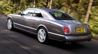 2009 Bentley Brooklands, Back Left Quarter View, exterior, manufacturer
