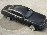 2009 Bentley Brooklands, Overhead View, exterior, manufacturer