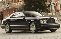 2009 Bentley Brooklands, Right Front Side View, exterior, manufacturer