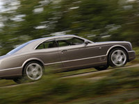 2009 Bentley Brooklands, Right Side View, exterior, manufacturer