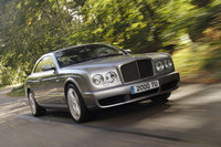 2009 Bentley Brooklands, Front Right Quarter View, exterior, manufacturer
