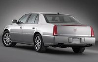 2009 Cadillac DTS Performance, Back Left Quarter View, exterior, manufacturer, gallery_worthy